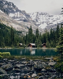 Jezioro O'Hara, Kanada