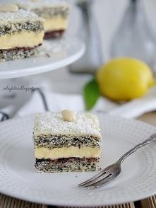 Ciasto makowa panienka   Pr...