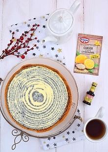 Seromakowiec z cytrynową nutą