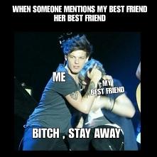 hahah Louis rozwala system XD