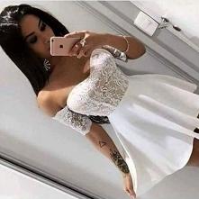 Halo Halo!! Wie ktos może gdzie dostanę taka sukienkę?!? Zaniedlugo biorę ślub cywilny i ta wydaje mi sie na niego odpowiednia lecz nie mogę jej nigdzie znaleźć. Pleeeeas help!!