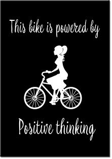 bike queen plakat