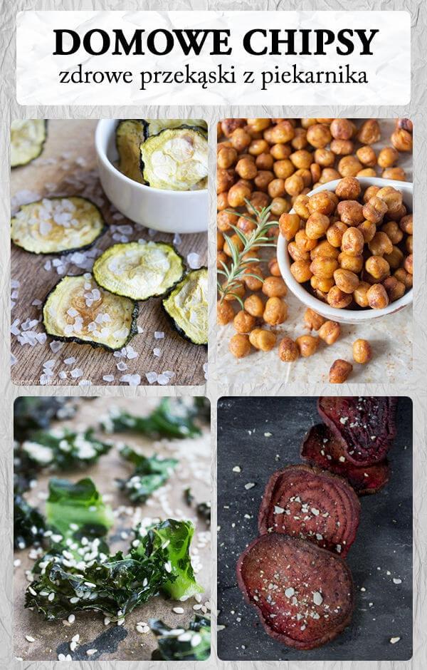 Domowe chipsy warzywne – zdrowe przekąski na imprezę