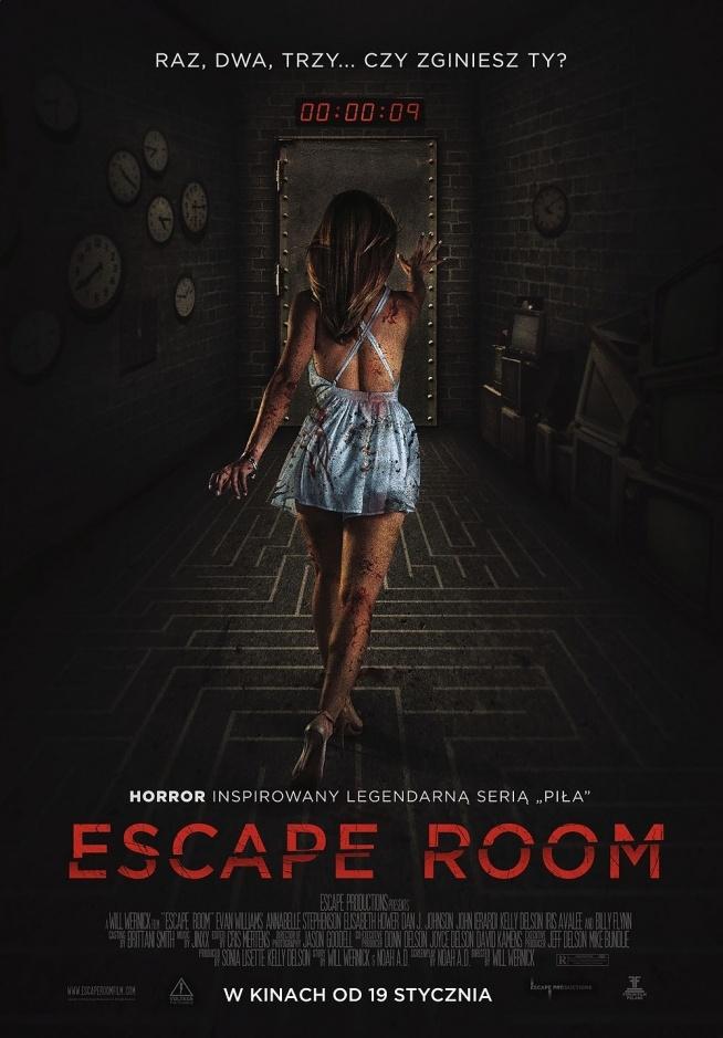 Escape Room Kino