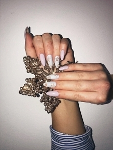 Pierniczki na paznokciach