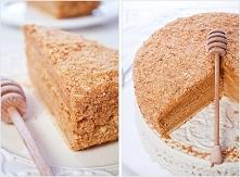 Ciasto miodownik – przepis