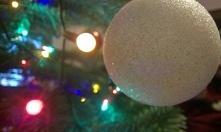 Kawałek mojej świątecznej choinki :D