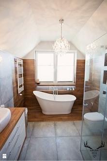 Łazienka która zadowoli obi...
