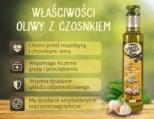 Oliwa z czosnkiem