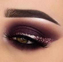 Idealny makijaż sylwestrowy/wieczorowy