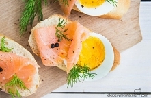 Przekąski z łososia – zdrow...