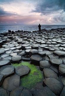 Irlandia.mGrobla olbrzyma