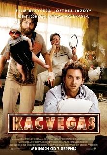 Czterech przyjaciół spędza wieczór kawalerski w Las Vegas. Następnego dnia okazuje się, że zgubili pana młodego i nic nie pamiętają.