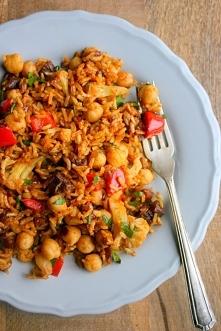 Ryż po marokańsku