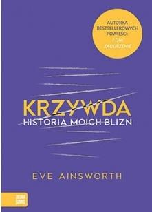 Krzywda historia moich blizn  Eva Ainsworth