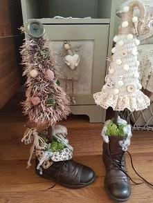 Szkoda że już po Świętach i trzeba będzie schować takie ozdoby ; )