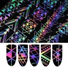 holograficzna folia