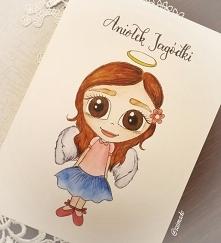 Aniołek Jagódki