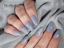 Liczycie jeszcze na śnieg w tym roku? ;) Zawsze można postawić na piękną zimową stylizację: Silver Grey, Shining Diamonds i Pearl Effect <3