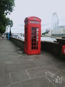 Budka telefoniczna Londyn *-*
