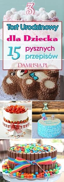 Tort Urodzinowy dla Dziecka...
