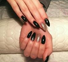 Czarne ze złotem :-)