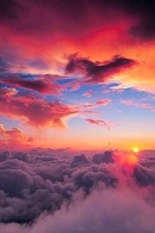 #niebo