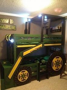 pokój małych traktorzystów :D