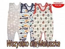 Niezwykle delikatne ubranka dla wcześniaków ze sklepu WszystkodlaMaluszka