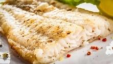 Pieczony filet rybny
