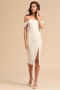 Mała biała na ślub! Wasz wybór? :) Fot. BHLDN