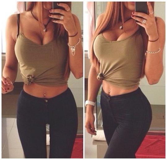 Perfekcyjne kobiece ciało według 95% facetów...