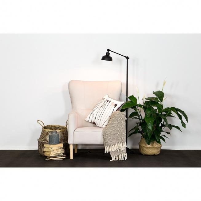 modny i wygodny fotel uszak