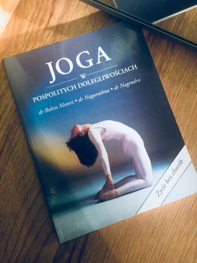 joga - to jedna z najlepszych form relaksacji