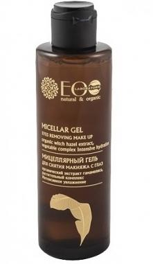 Delikatny żel micelarny na bazie organicznego ekstraktu oczaru wirginijskiego, żelu aloesowego, pentawityny oraz prowitaminy B5, aktywnie oczyszcza skórę, skutecznie usuwa trwał...