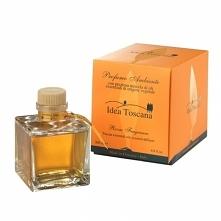 Dyfuzor zapachowy - Zapach z patyczkami do aromaterapii 200ml - Idea Toscana ...