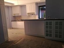 domek , kuchnia powoli jeszcze troszke i na swoim