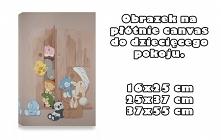 Dekoracja do pokoju dziecka. Drukujemy nie tylko #zdjęcia na #płótnie canvas, możemy wydrukować również dziecięce obrazy z różnymi postaciami.Wystarczy przysłać obrazki pocztą e...