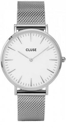 Cluse CL18105 Silver/White