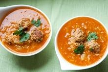 Zupa pomidorowo-kapuściana ...