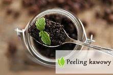 Peeling kawowy - właściwośc...