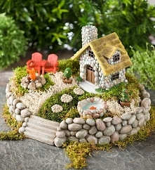 Domek do ogrodu