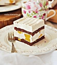 Ciasto Brzoskwiniowa Chmurka. Przepis po kliknięciu w zdjęcie.