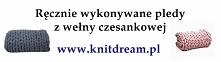 Przepiękne koce i poduszki ręcznie wykonywane ze 100% wełny z polskich merynosów ! Serdecznie zapraszamy !!! knitdream.pl