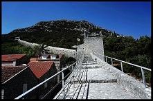 Najdłuższy w Europie mur obronny. Drugi na świecie, zaraz po murze chińskim.