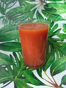 Pyszny, gęsty domowy sok jak Kubuś