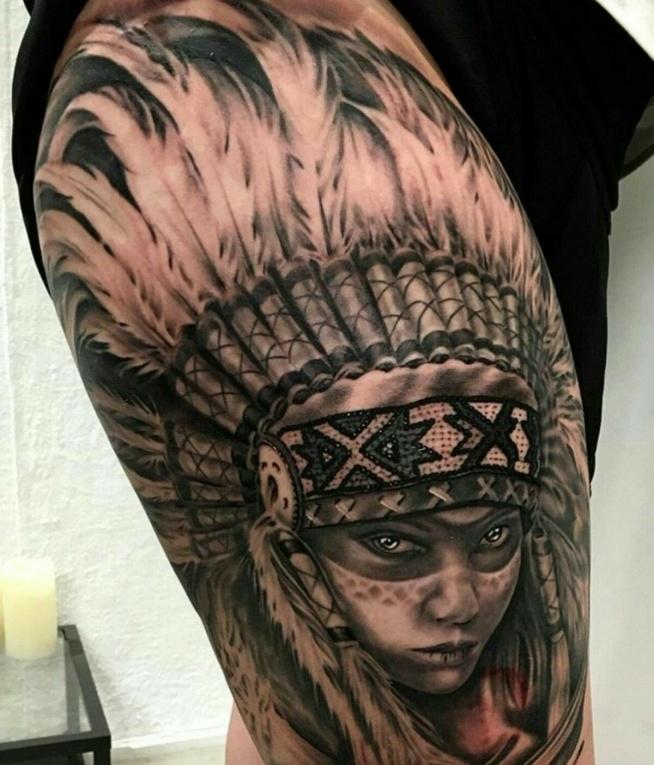 Piękny Cieniowanie Bomba Na Tatuaże Zszywkapl