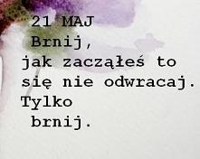 21 maj