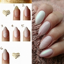 Tutorial rose quartz nails ...