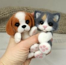 jak pies z kotem ;)